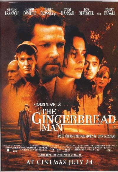 The Gingerbread Man movie