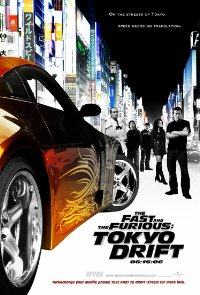The Fast and the Furious 3 - Tokyo Drift